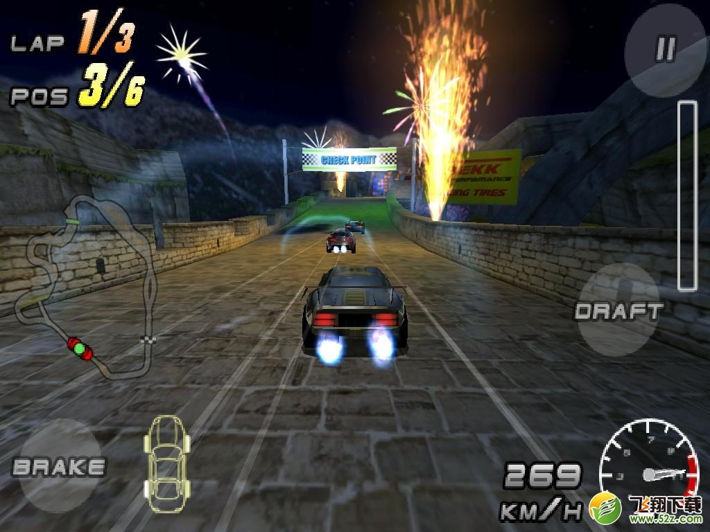 雷霆赛车2V1.0.63 完整版_52z.com