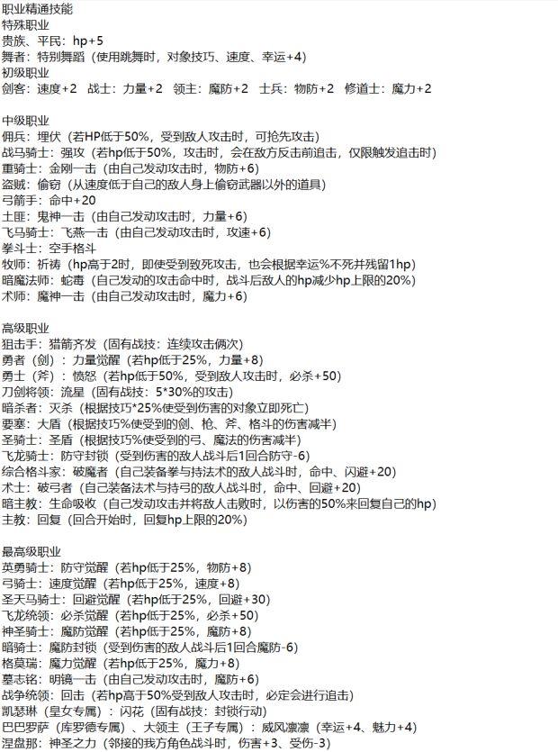 《火焰纹章:风花雪月》全方位玩法心得分享 挖角、阵容搭配与凹点技巧_52z.com