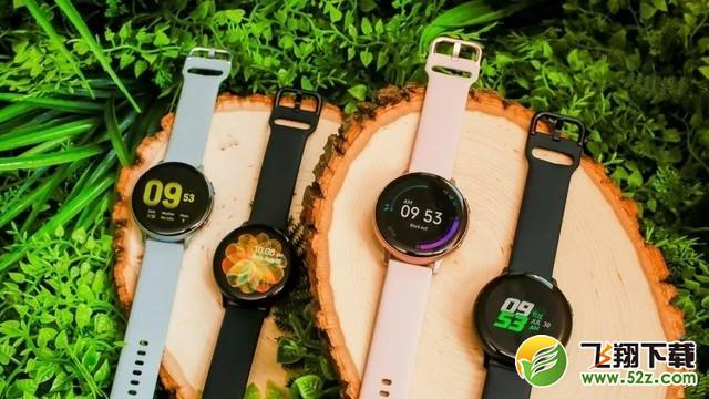 三星Galaxy Watch Active 2和Apple Watch 4区别对比实用评测