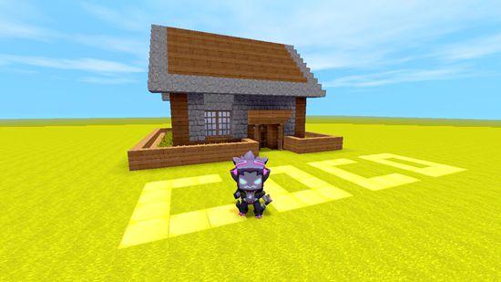 迷你世界房子怎么建造?图片