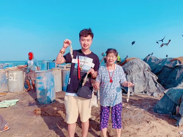 带90岁外婆去旅行是怎么回事 带90岁外婆去旅行是什么情况_52z.com