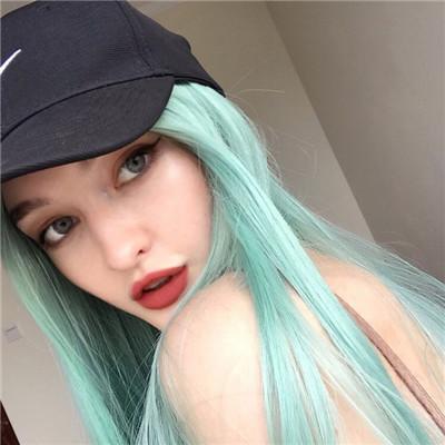 欧美原宿风红发女生头像 精选优质欧美原宿风女生头像_52z.com