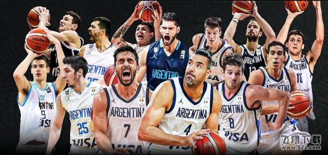 2019阿根廷男篮世界杯队伍阵容名单一览_52z.com