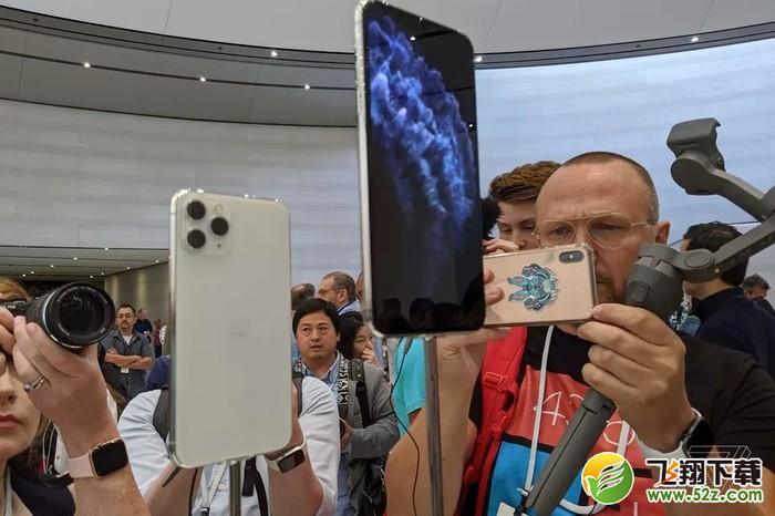 苹果iphone11手机使用深度对比实用评测_52z.com