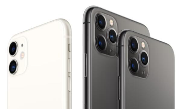 苹果iPhone 11/11 Pro/Pro Max手机使用深度对比实用评测