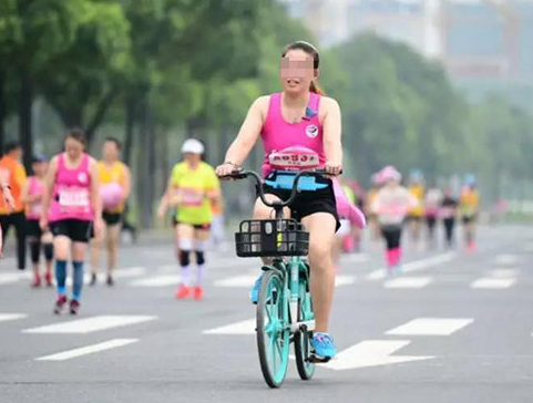 骑共享单车比赛是怎么回事 骑共享单车比赛是什么情况_52z.com