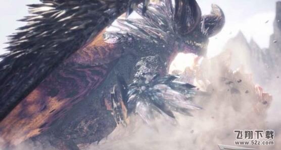 《怪物猎人世界》冰原DLC歼世灭尽龙怪物图鉴_52z.com