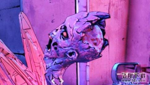 《无主之地3》紫色人形石像介绍_52z.com