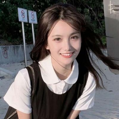 好看的女生头像阳光清纯 唯美风青春女生头像阳光可爱_52z.com