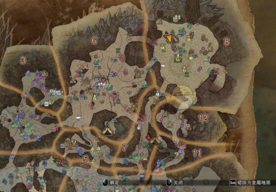 《怪物猎人:世界》幼小仙人掌出现位置介绍_52z.com
