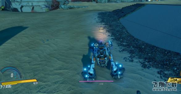 《无主之地3》双人车悬浮车轮解锁方法攻略