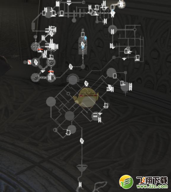 《噬血代码》白血教堂地图分享