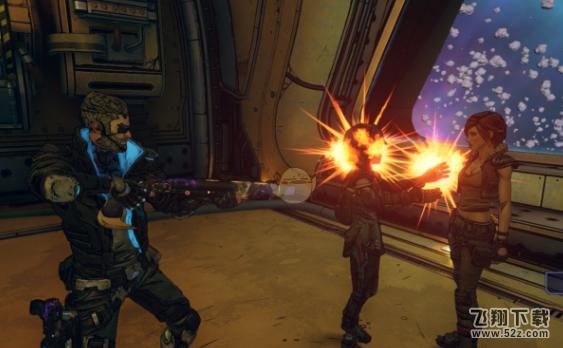 《无主之地3》格塔堡武器该死该死该死红字效果介绍