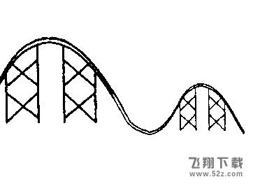 QQ画图红包过山车画法教程_52z.com