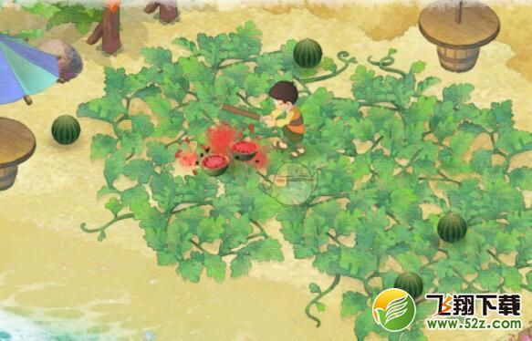《哆啦A梦:大雄的牧场物语》超级手套获得方法_52z.com