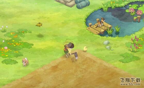 《哆啦A梦:大雄的牧场物语》动力机车组件获得方法攻略_52z.com
