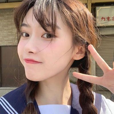 好看的女生头像阳光可爱 阳光可爱的优质女生头像_52z.com
