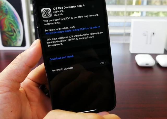 苹果iOS13.2 Beta4更新使用方法教程_52z.com
