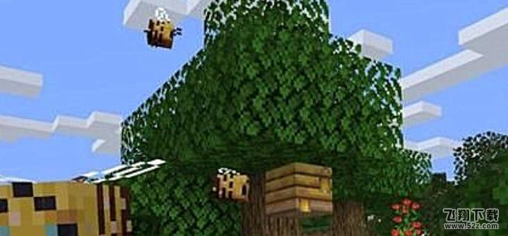 我的世界蜜蜂刷新位置一览_52z.com