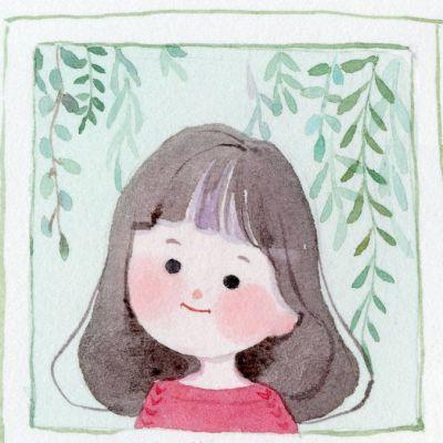 卡通小女孩头像超萌手绘2019最新 优质高清的卡通女生手绘头像_52z.com
