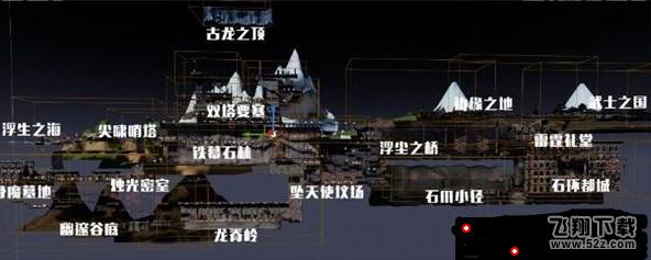 救赎抉择BOSS位置大全_52z.com