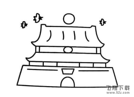 QQ画图红包广场画法教程_52z.com