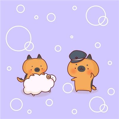 超可爱卡通头像QQ群头像最新 可爱卡通个性QQ头像2019最新_52z.com
