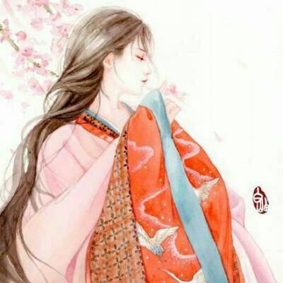 2019动漫卡通头像女生古风唯美清新 2019唯美好看的女生古风动漫头像_52z.com