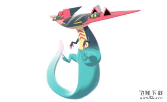 《宝可梦:剑/盾》多龙巴鲁托图鉴_52z.com