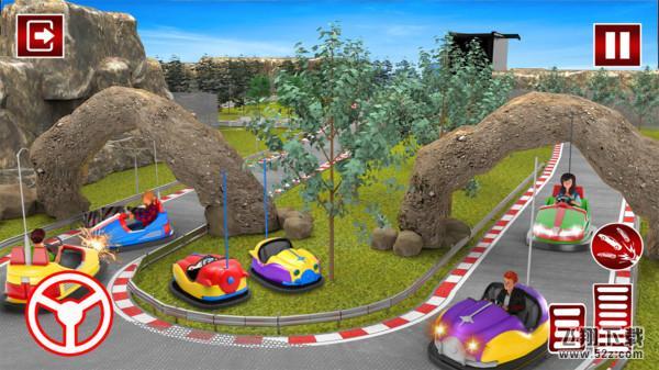 游乐场碰碰车驾驶模拟V1.0.1 安卓版_52z.com