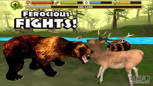 终极棕熊模拟器V1.2 安卓版_52z.com
