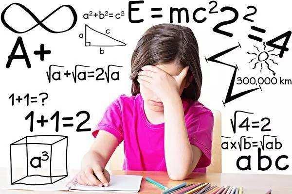 40%学生数学焦虑是怎么回事 40%学生数学焦虑是真的吗_52z.com