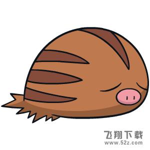 《宝可梦:剑/盾》小山猪属性特性图鉴