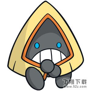 《宝可梦:剑/盾》雪童子属性特性图鉴_52z.com