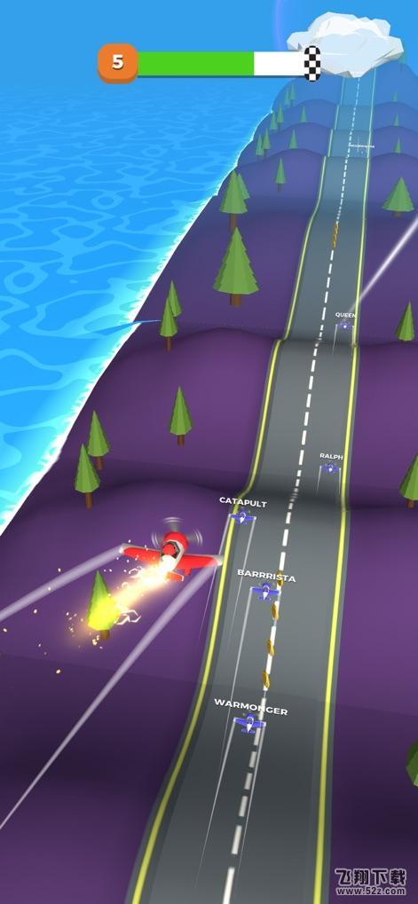 飞机爬坡道V1.0 苹果版_52z.com