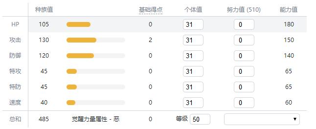 《宝可梦:剑/盾》钻角犀兽属性特性图鉴_52z.com