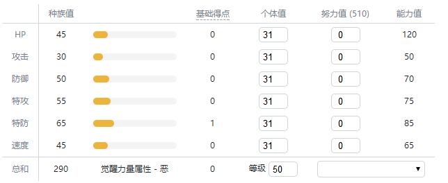 《宝可梦:剑/盾》哥德宝宝属性特性图鉴_52z.com