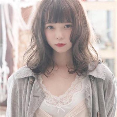 2019日本甜美女孩可爱头像 日系甜美可爱女生头像2019