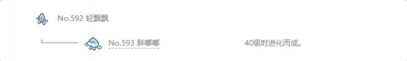 《宝可梦:剑/盾》轻飘飘属性特性图鉴