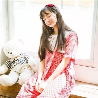 小清新2019唯美长发女生头像 唯美有气质长发女生头像2019_52z.com