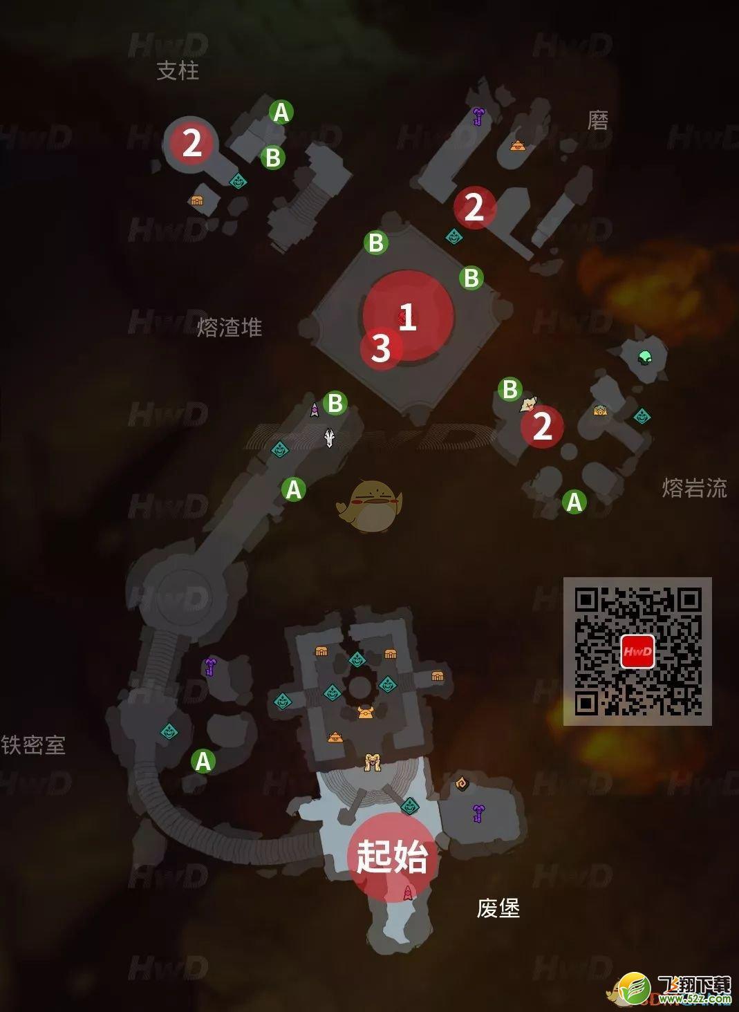 《暗黑血统:创世纪》第二章熔渣矿坑全支线任务位置攻略_52z.com