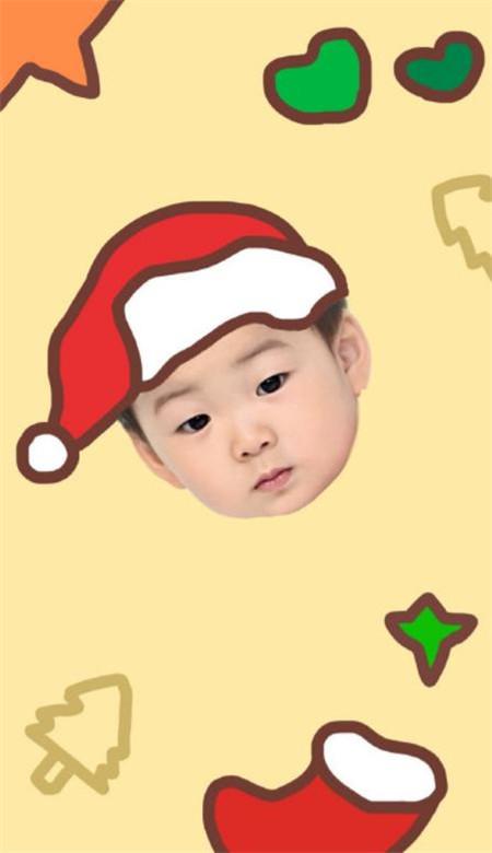 2019圣诞节可爱壁纸图片 宋民国圣诞节可爱壁纸高清