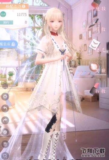闪耀暖暖时尚编辑室甜心童话第八关通关攻略_52z.com