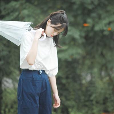 2019女生伤感有意境头像 2019最新唯美伤感意境女头精选_52z.com