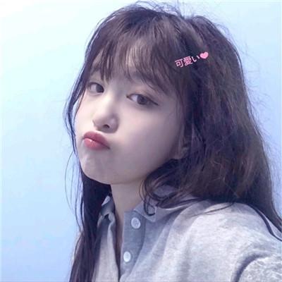2019非主流小清新女生可爱头像 2019可爱小清新的女生个性头像_52z.com