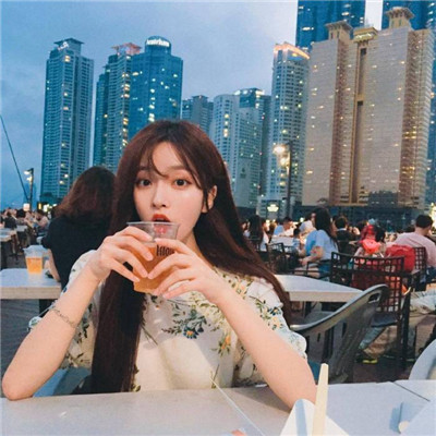 超可爱女生头像2019精选 阳光爱笑女生头像2019精选