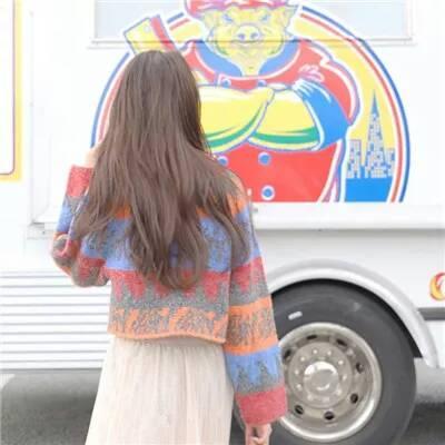 2019最新长发女生背影头像唯美好看 女生背影图片唯美长发2019最新