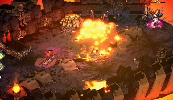 《哈迪斯:地狱之战》雷霆之印属性效果一览