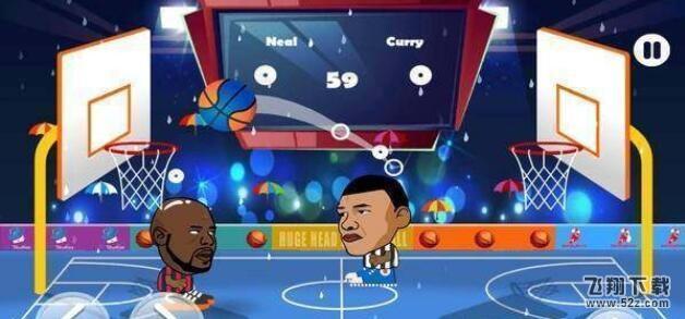 大头篮球V1.0 安卓版_52z.com