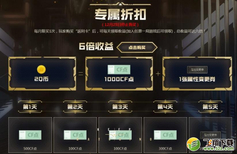 2020CF1月新灵狐的约定活动网址_52z.com
